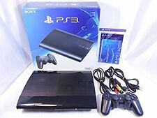 Sony Japan Game console PlayStation 3 PS3 500GB Used Good Condition