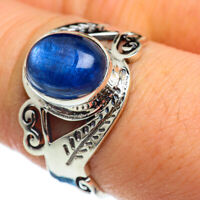 Kyanite 925 Sterling Silver Ring Size 8.75 Ana Co Jewelry R46496F