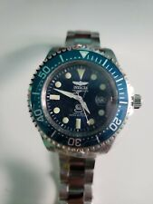 Invicta Pro Diver 3045 47mm Silver Stainless Steel Case Silver Stainless Steel …