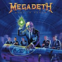 Rust In Peace - Megadeth CD Sealed ! New !