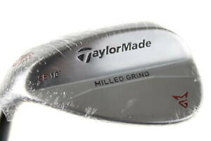NEW TaylorMade Milled Grind Satin Chrome 1.0 Lob Wedge 60° Left-Handed #14462