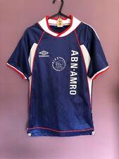 Ajax 1999-2000 Away Shirt Size 176