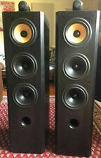 Near Mint Condition B&W (Bowers and Wilkins) Matrix 803 Series 2 in Black Ash