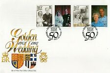 Isle of Man 1997 Golden Jubilee unaddressed first day cover
