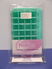 Large Multi-Dose 7 Day Pill Dispenser