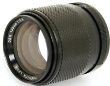 Yashica Lens DSB 135mm 1:2.8 FAST! Telephoto Lens for CONTAX / Yashica 35mm SLR