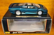 Maisto - Special Edition - Jaguar XJ220 - 1:18 Scale - Die cast model - Boxed