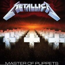 METALLICA - Master Of Puppets [CD New]