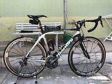 Bici Da Corsa Bianchi In Carbonio  Cambio Elettronico