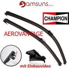 CHAMPION  AEROVANTAGE Scheibenwischer Wischerblätter 530mm/480mm MERCEDES CLS..