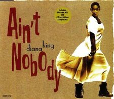 Diana King-Ain 't Nobody * MS-CD * NUOVO *