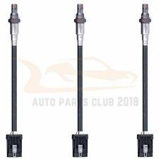 3pcs Oxygen o2 02 Sensor Upstream and Downstream for 96-2001 Chevrolet S10 4.3L