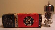 RCA 6DE6 Electron Electronic Tube In Box NOS