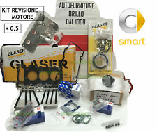 Kit COMPLETO Revisione Motore Smart 700 benzina con RICAMBI PRIMO IMPIANTO + 0,5