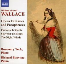 Rosemary Tuck, Willi - Piano Music: Opera Fantasies & Paraphrases 1 [New CD]