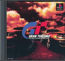 Gran Turismo Ps Playstation Japan Import Near Mint/ Good
