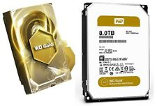 WD Gold 8TB Datacenter Hard Drive 7200 RPM SATA 6 Gb/s 128MB Cache WD8002FRYZ