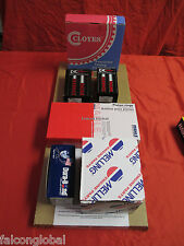Chevy 350/5.7 VIN-K Engine Kit Bearings++Timing+Gaskets+Rings+5/8 OP freeze plug