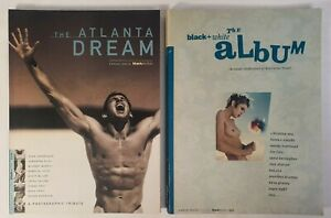 Not Only Black + White Magazine Number 1-14 Special Issues Included 1990s