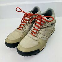 New Balance Vibram High Top Sneakers Beige Mens Size 9.5