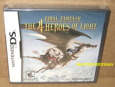 Final Fantasy: The 4 Heroes of Light New Sealed (Nintendo DS, 2010)