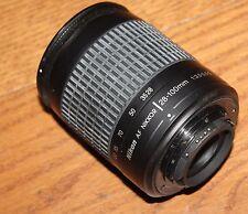 Nikon Af Nikkor Af-G 28-100 mm 1:3. 5-5.6 G-Versátil Lente Zoom de enfoque automático