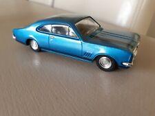 1:43 Diecast Trax 1960's Holden Monaro HK GTS Plain Blue Mint Boxed Australia