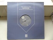"""The Absolute - Catch Me - 12"""" Vinyl Single"""