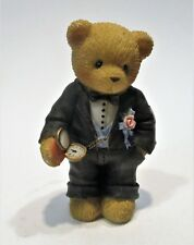 Cherished Teddies - A Beary Special Groom To Be - 476315- Enesco