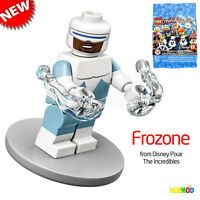 LEGO 71024 Disney Series 2 Minifigure Frozone In The Incredibles NEW Opened Bag