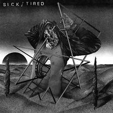 SICK/TIRED / TRIAC split LP excruciating terror insect warfare the kill nasum