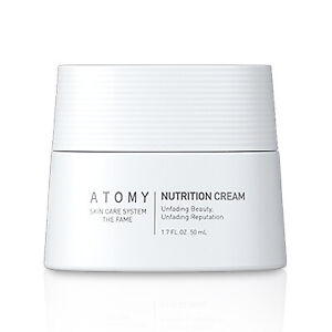 Atomy The Fame Nutrition Cream Bright Radiant Skin Natural Glow 1.7 fl. oz NEW