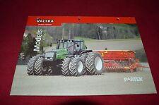 Valtra 60 - 260 HP Models Tractor Dealers Brochure GDSD2