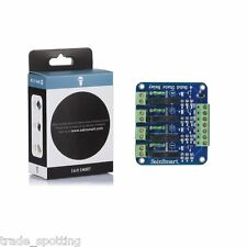 SainSmart 4 Channel 5V Solid State Relay Module OMRON SSR AVR DSP Arduino