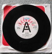 Peter Wilson - Big Man- Original UK 7'' Vinyl Issue - PROMO