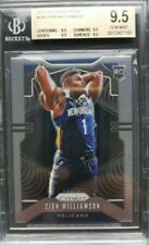 Basketball Card Mystery Pulls!!! ZION WILLIAMSON PRIZM RC CHASER BGS 9.5, Psa10?