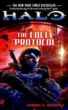 Halo: The Cole Protocol (Video Game Novel) Tobias Buckell Paperback