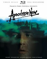 Apocalypse Now Blu-ray Disc, 2010, 3-Disc Set