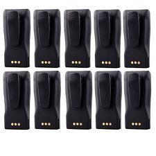 10pcs Battery for Motorola Radio CP140 CP360 CP380 CP200XLS NNTN4851 / NNTN4851A