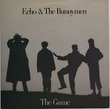 "RARE! ECHO & THE BUNNYMEN, THE GAME/LOST AND FOUND,  UK.PIC SL, 7""45rpm, M-"