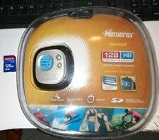 Memorex Biomorph 128MB MP3 WMA Digital Audio Player w/ FM Turner MMP8500  (Read)