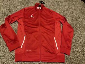 Nike Jordan Flight Team Basketball Full Zip Jacket 696736 657 Men's Size: Small