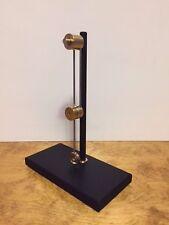 Double Pendulum (mini version) Desk Toy - Black