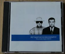 Pet Shop Boys - Discography - The Complete Singles Collection (1991) - A Fine CD