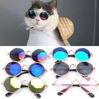 For Cute Cat Pet Little Dog Glasses Puppy Sunglasses Photos Props Accessories