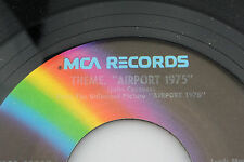 John Cacavas: Theme from Airport 1975 / How Insensitive  [Unplayed Copy]