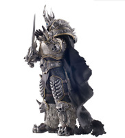 Character WOW The Lich King Action Figure Fall of the Lich King Arthas Menethil