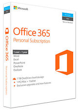 Microsoft Office 365 Personal 1 anno / 1 Torre - Qq2-00012
