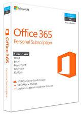 Microsoft Office 365 Personal, 1 anno, ESD (Italiano) (1x PC/MAC)