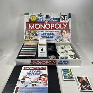 Monopoly Star Wars The Clone Wars Board Game 2008